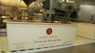 Santa Teresa invertirá cinco millones en su nueva fábrica de Ávila