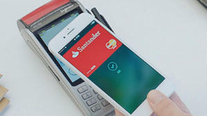 Santander, primer banco español en ofrecer el servicio Apple Pay