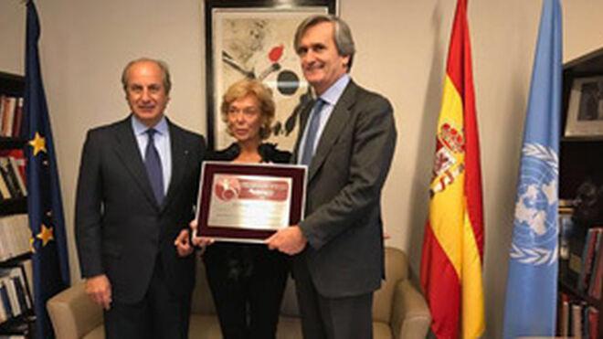 Grupo Siro e Ilunion, premiadas por Naciones Unidas
