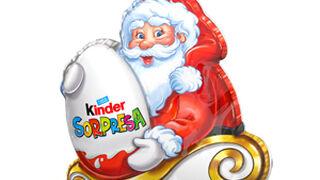 Así es la Navidad Kinder de Ferrero