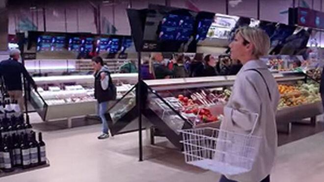El supermercado del futuro de Coop no sale, de momento, de Milán