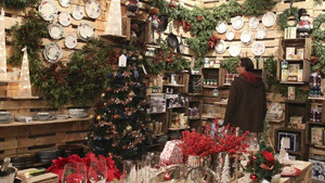 Nueva pop up de Carrefour, esta vez dedicada a la Navidad