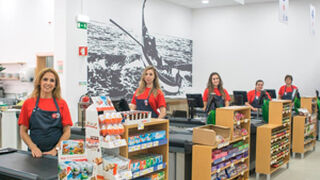 Los supermercados con promociones para los fans de un club de fútbol
