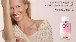 Anne Igartiburu, imagen de los nuevos perfumes Betrès ON