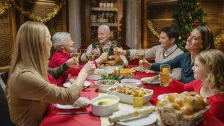 Estos son los alimentos favoritos en las celebraciones de Navidad