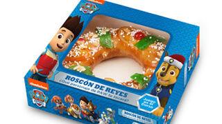 Así son los roscones de Reyes que Europastry trae en Navidad