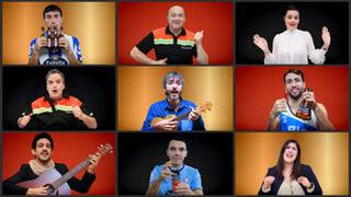 Estrella Galicia felicita la Navidad con un divertido vídeo musical