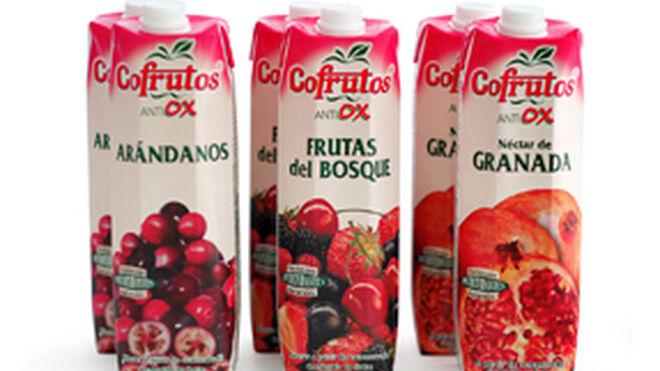 Cofrutos lanza su gama Anti-Ox en el envase Tetra Prisma Aseptic
