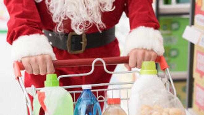 Los supermercados siguen siendo los dueños de la Navidad