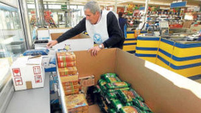 Los supermercados donaron casi 4.000 toneladas de alimentos