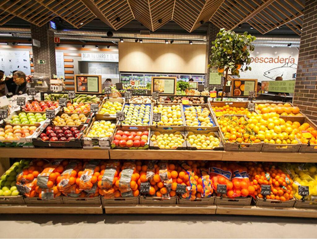 La presentación de los productos busca atraer a los consumidores