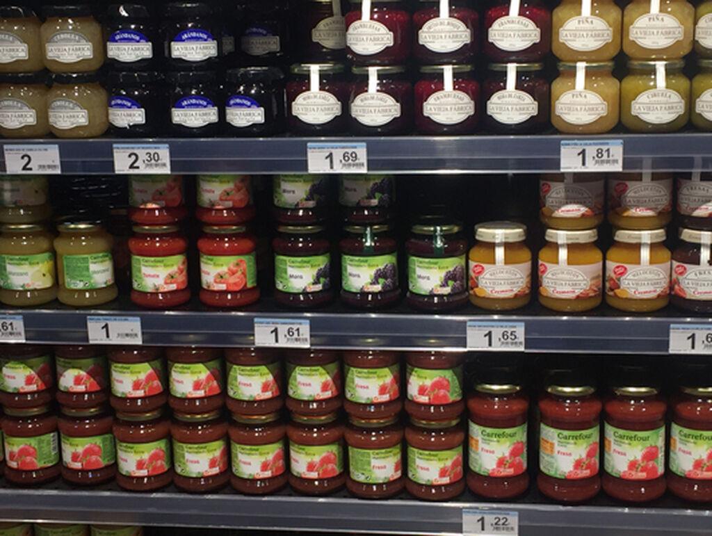 Los productos de marca propia conviven con los productos de MDF