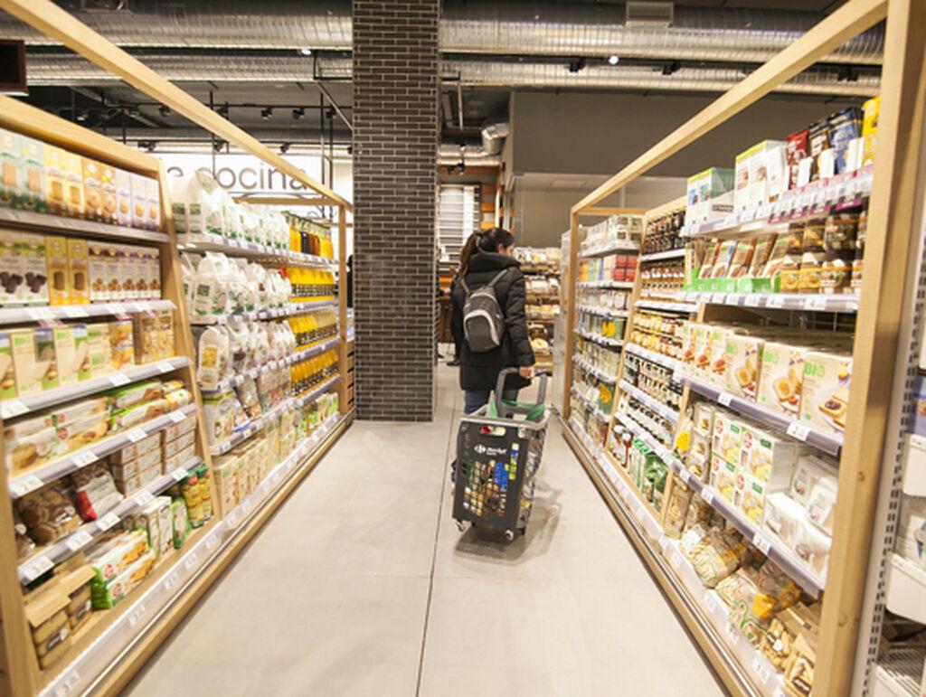 El supermercado tiene unas 800 referencias de productos BIO