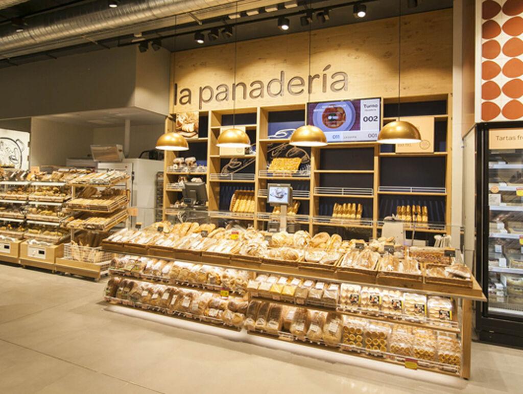 Todo el pan que se vende en la tienda se elabora en el mismo establecimiento