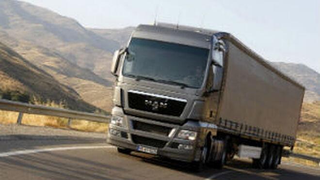 Sube la demanda de transporte de mercancías por carretera
