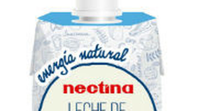 La leche de almendras Nectina llega en Tetra Prisma Aseptic