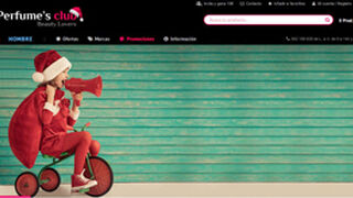 Perfume's Club espera que sus ventas navideñas crezcan un 30%