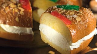 Berlys presenta su Roscón de Reyes para esta Navidad