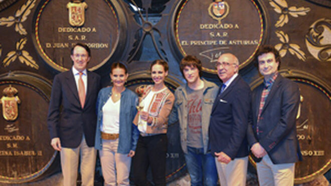 Publicidad encubierta de Bodegas González Byass en Masterchef