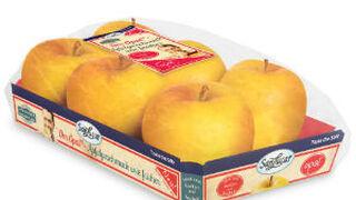 La manzana Opal de SanLucar se apunta al diseño vintage