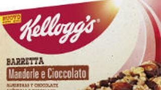 Nueva barrita de cereales de Kellogg's con frutos secos