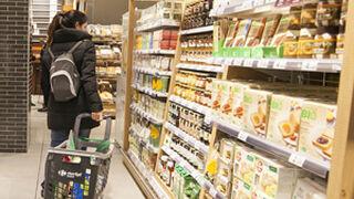 El mercado de productos dietéticos sigue con su crecimiento imparable