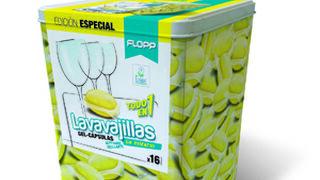 Careli lanza una lata edición especial del Flopp Lavavajillas Eco