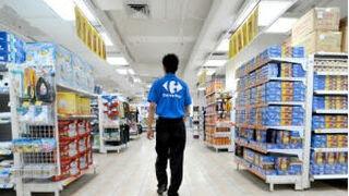 CC OO pide a Carrefour, El Corte Inglés y Alcampo una subida salarial