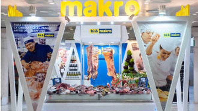 Makro vuelve a lucir sus galas como proveedor en Madrid Fusión