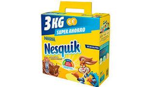 Sorpresa en una caja de Nesquik: 250 gramos de cocaína