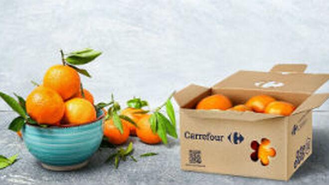 Las nuevas cajas de Carrefour, premiadas con el WorldStar Award