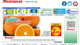 La OCU compra en Alcampo: es el supermercado online más barato