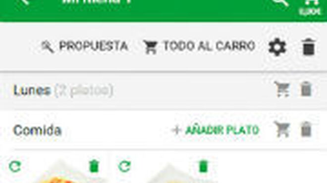 Tudespensa.com lanza su Menú Planner Semanal