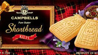 Varma trae a España las galletas Campbells Shortbread