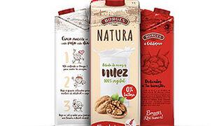 Llega a los supermercados la primera bebida de nueces