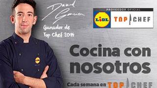 Lidl se apunta con Top Chef a los shows de cocina de TV