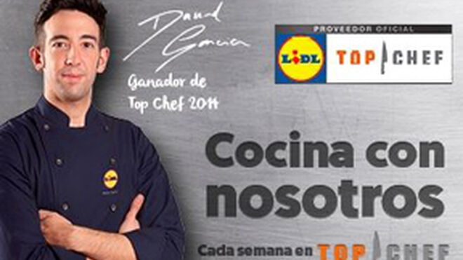 Lidl se apunta con Top Chef a los shows de cocina de TV