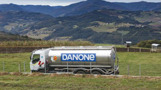 Danone reconoce la labor que realizan sus ganaderos