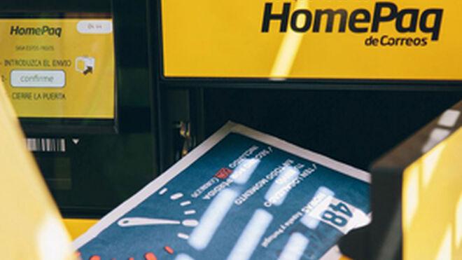 Condis instala los terminales de Correos en sus supermercados
