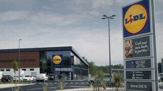 Guerra total en el retail francés: Carrefour e Intermarché, contra Lidl
