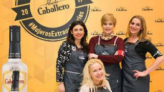 Ponche Caballero rinde homenaje a las mujeres españolas