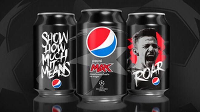 Pepsi Max te lleva a una experiencia 3D... y a la final de la Champions