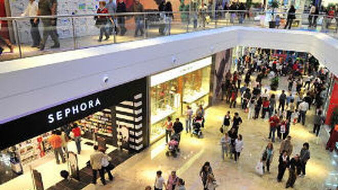 El sector de parques y centros comerciales se mantiene al alza