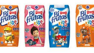 Bifrutas de Pascual para los peques pasa a llamarse Bifrutas Kids