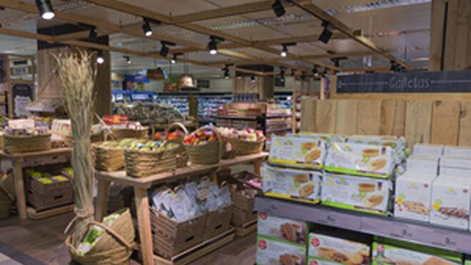 El Corte Inglés crea La Biosfera para sus supermercados