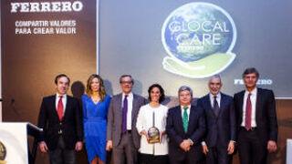 Grupo Ferrero distingue a la Fundación Alimentum