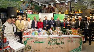 Covirán refuerza su compromiso con la industria andaluza