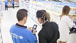 Carrefour España creará 2.100 empleos indefinidos en 2017