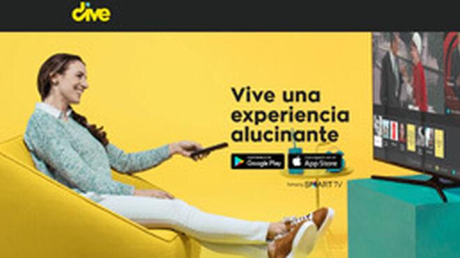 Dive, la app que conecta a marcas y retailers con usuarios mientras ven series y películas