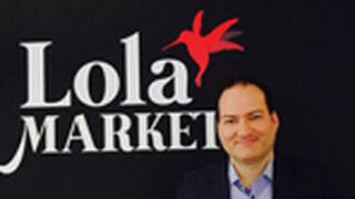 Alfredo Pérez, jefe de la nueva división de frescos de Lola Market